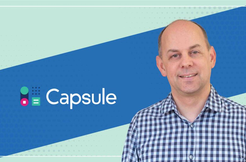 Partial Exit for Capsule CRM founders to Newlands Capital and Hermes GPE
