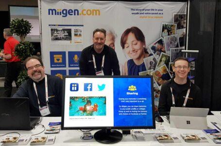 Miigen Edward Sullivan Senior Application Developer Craig Lemmon CEO_and Fraser-Mathieson CIO