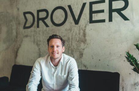 Felix Leuschner, Founder & CEO Drover