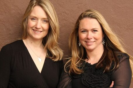 Holly Tucker and Sophie Cornish Co-Founders Notonthehighstreet