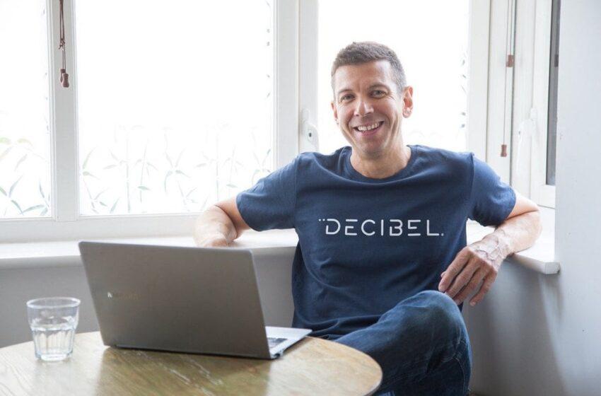 Ben Harris CEO Decibel