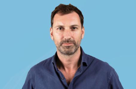 Giles Palmer CEO Brandwatch