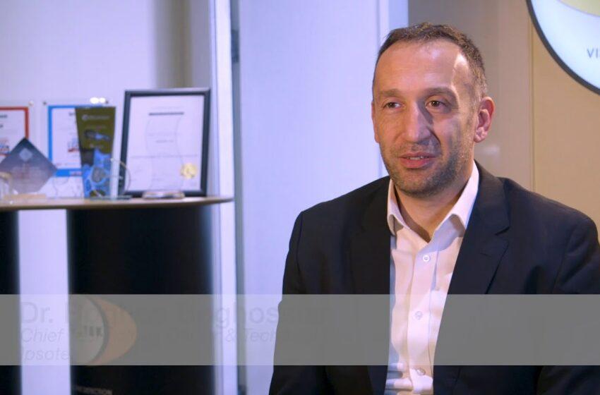 Boghos Boghossian, CTO and Co-founder of Ipsotek