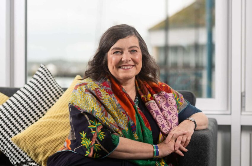 Anne Boden, CEO of Starling Bank