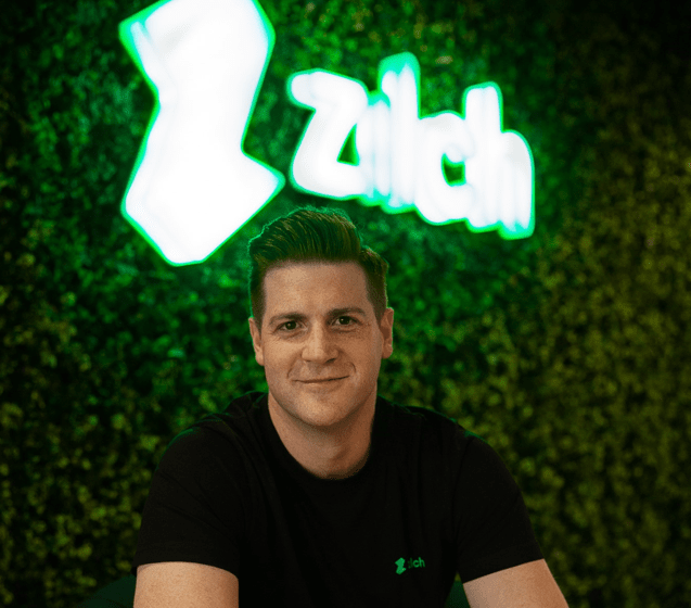 Philip Belament, CEO and Founder Zilch
